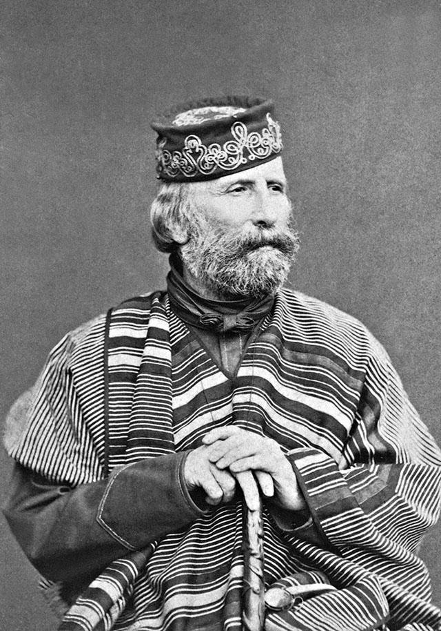 Джузеппе Гарибальди, 1878 год