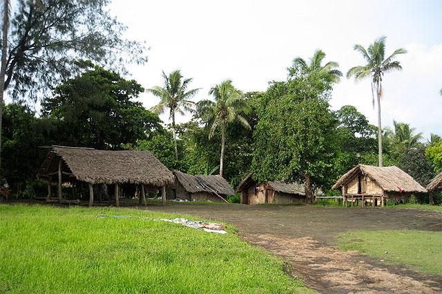 Деревня последователей Джона Фрума