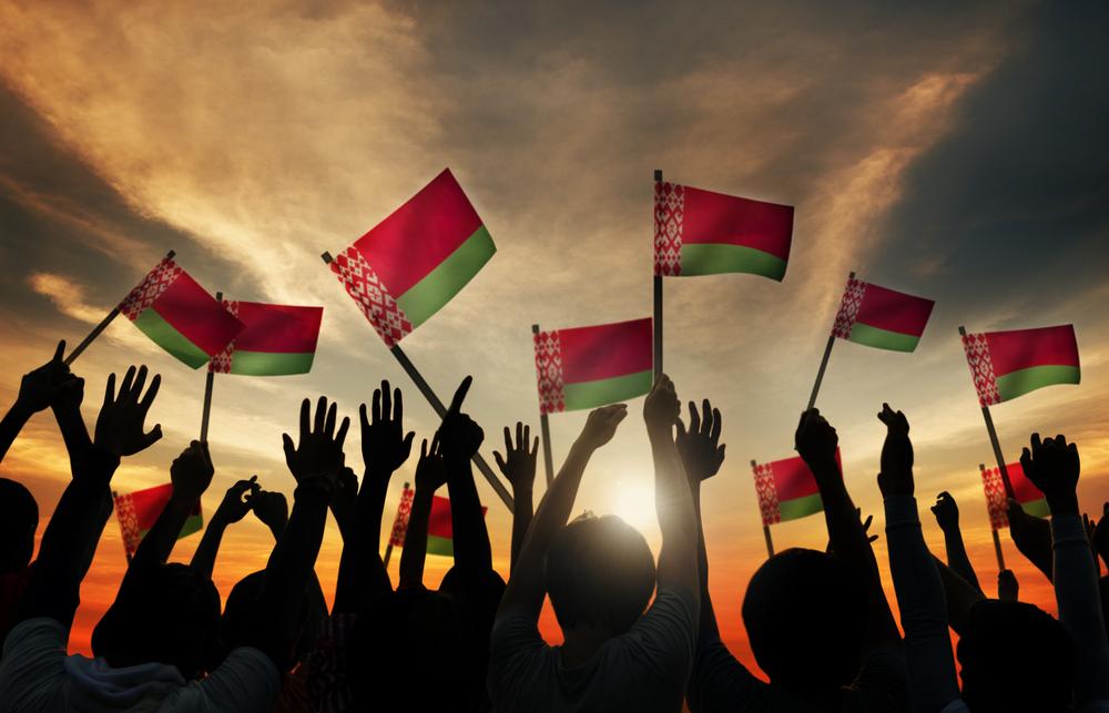 Белоруссия, флаг