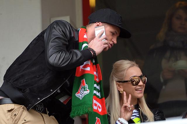 Ольга Бузова и Дмитрий Тарасов.