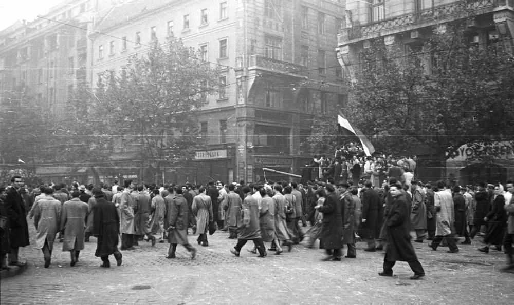 Венгрия, 1956 г.