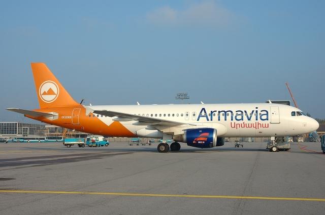 Разбившийся Airbus A320-211 за 7 месяцев до катастрофы