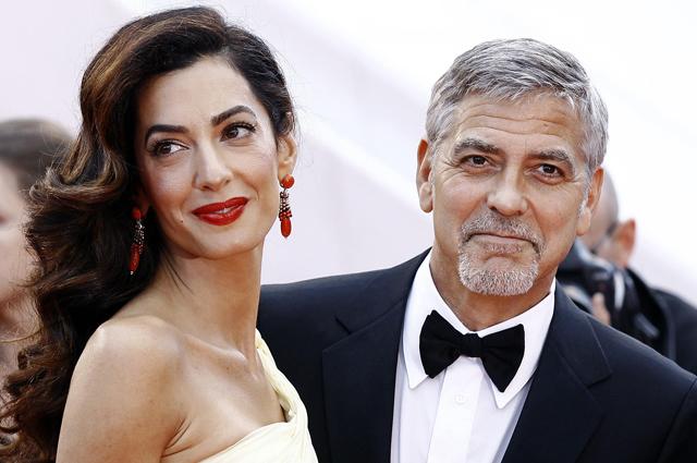 Джордж Клуни и