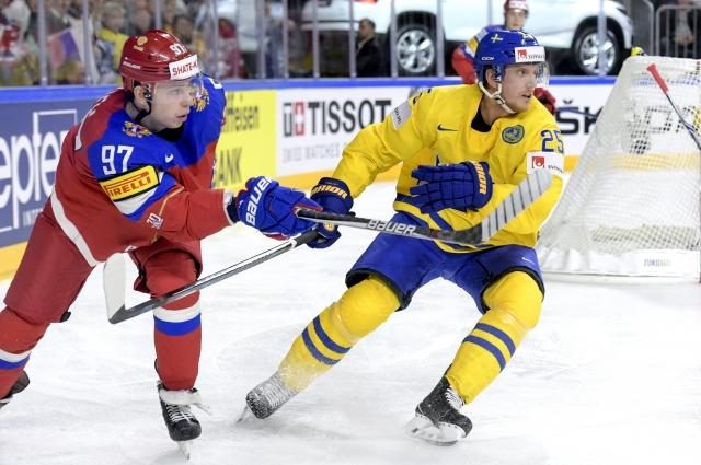 В стартовом матче чемпионата мира сборная России обыграла Швецию.
