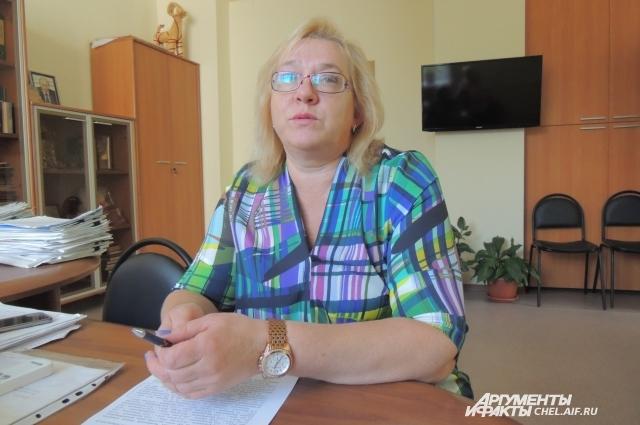 По словам Марины Лехляйдер, заболеваемость в регионе снижается.