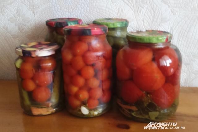 У каждой хозяйки найдется свой рецепт засолки помидор.