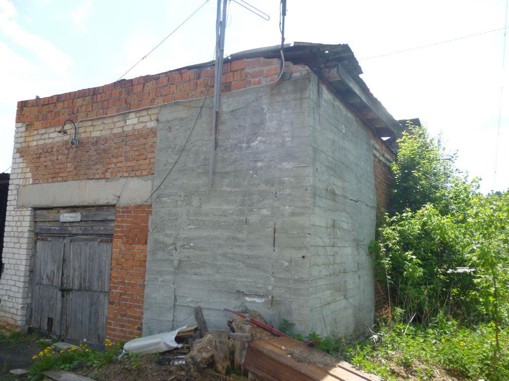 Гараж общей площадью 1020, 1 кв.м.