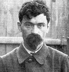 Комендант Дома Ипатьева Я. М. Юровский.