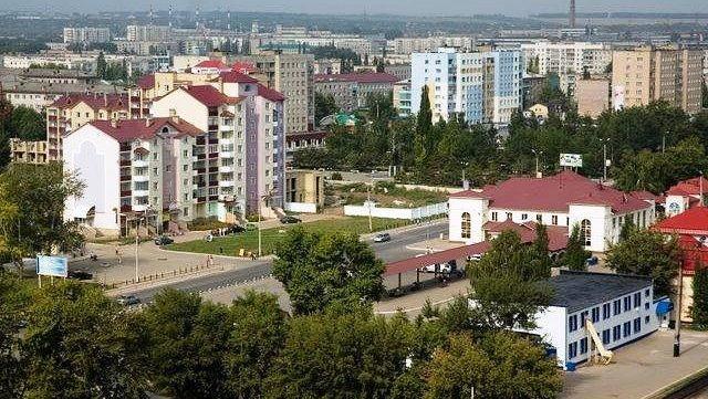 Город Туймазы.