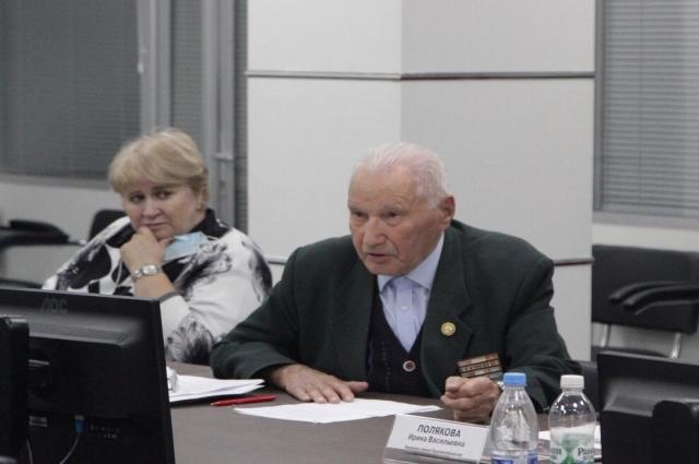 Заместитель председателя Общественной организации ветеранов (инвалидов) войны и военной службы Республики Татарстан Равиль Хакимов.