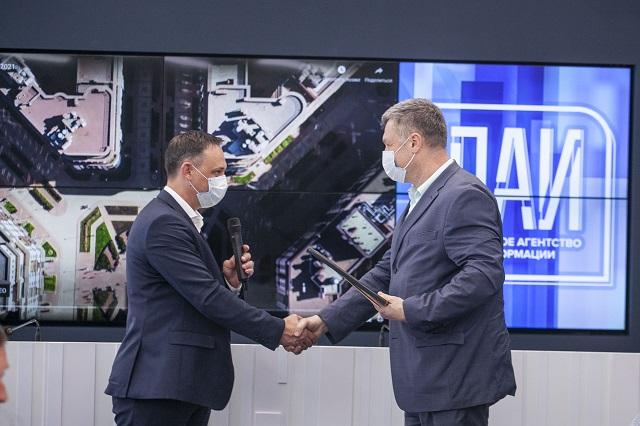 Сергей Грахов и Михаил Кузьменко