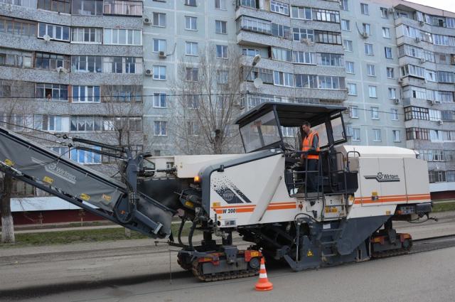 Асфальтовым срезов будут отсыпаться улицы частного сектора.