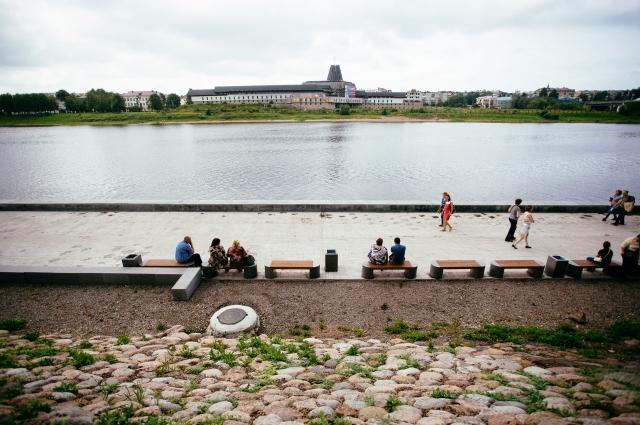 День города в Пскове.