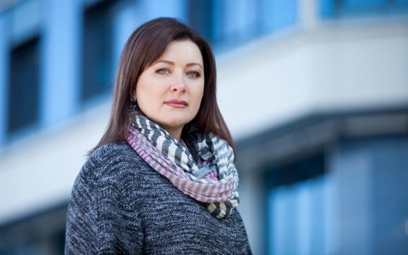 Наталья Жавнова, директор ГУК «Жилфонд»