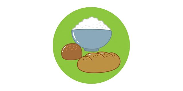 Эти продукты содержат «медленные» углеводы.