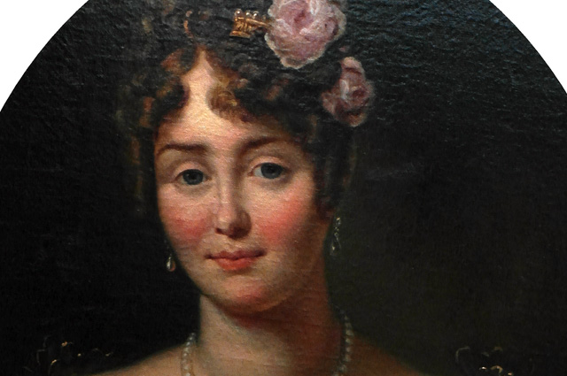 Мария Валевская. Портрет Франсуа Жерара