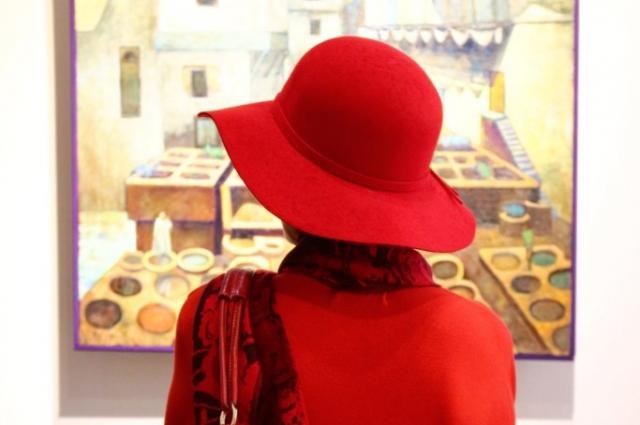 В Пермской Арт-резиденции проходит персональная выставка Анны Демидовой.