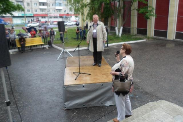 Противницу строительства Ольгу Жилинскую попросили объяснить свою позицию.