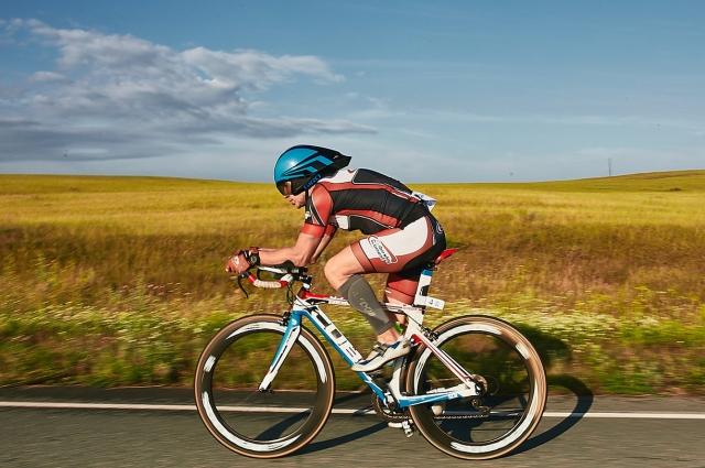 Увлечение велосипедом для Сергея Гейдриха вылилось в профессию.