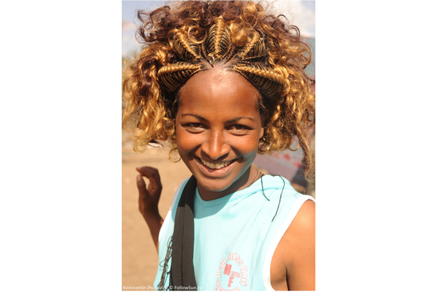 Эфиопия.