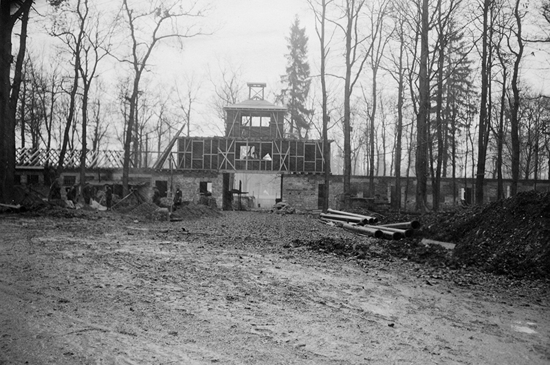 Бухенвальд, 1937 год