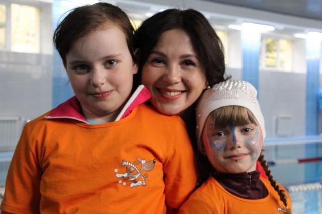Для тех детей, кто победил рак придумали проводить специальные игры победителей.