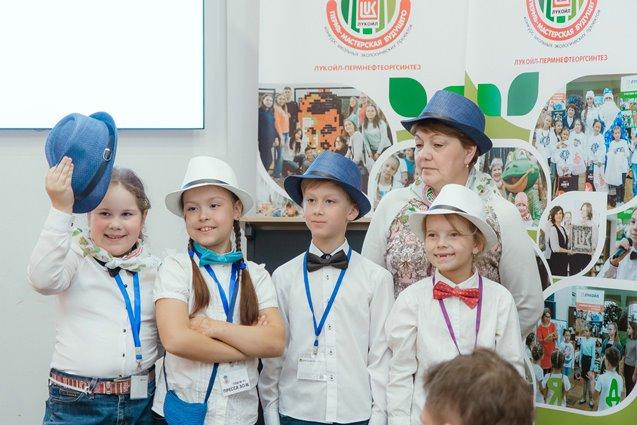 В экологическом лагере приняли участие учащиеся разных классов и школ.