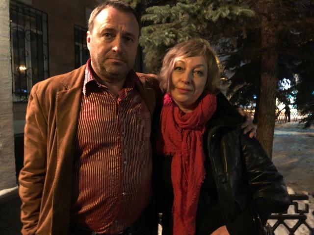 Эдуард Шабалин и его адвокат Елена Атряскина собираются обжаловать решение суда.