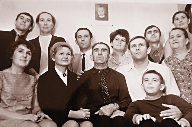 Семейная династия Зиновьевых