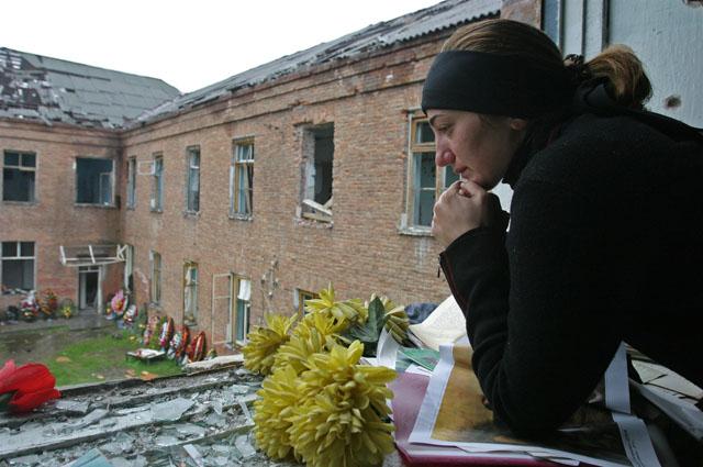 Психологи говорят, от теракта пострадали практических все жители Беслана