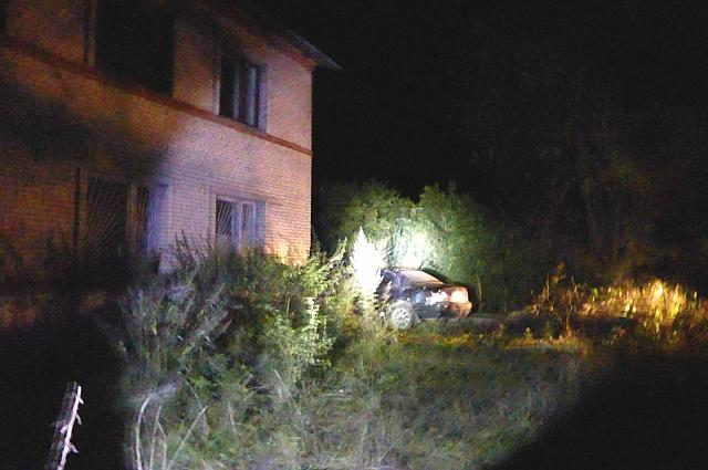 ДТП в Ясногорском районе.