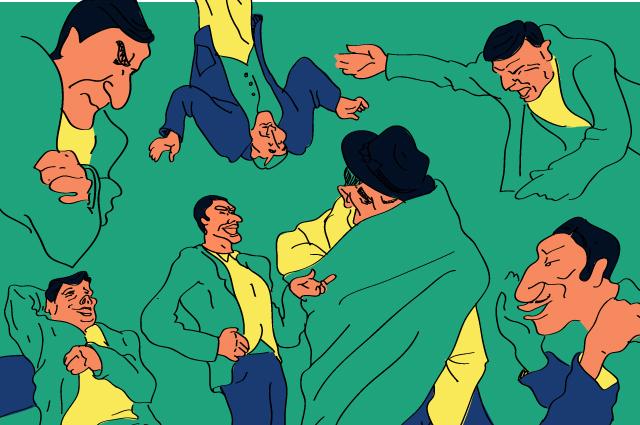 7 типов мужчин, с которыми лучше не связываться