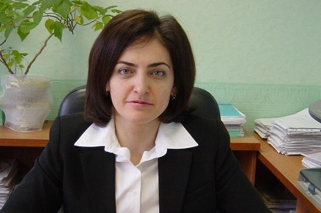 заместитель министра здравоохранения Пензенской области Оксана Чижова