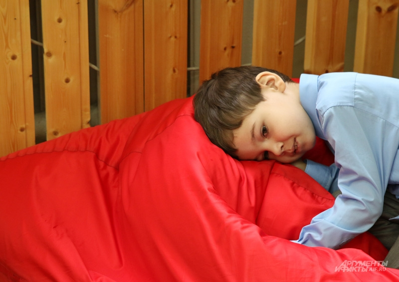 В ресурсном классе ребёнок чувствует себя комфортно и защищённо