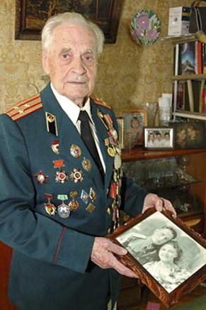 Александр Карпенко, ветеран