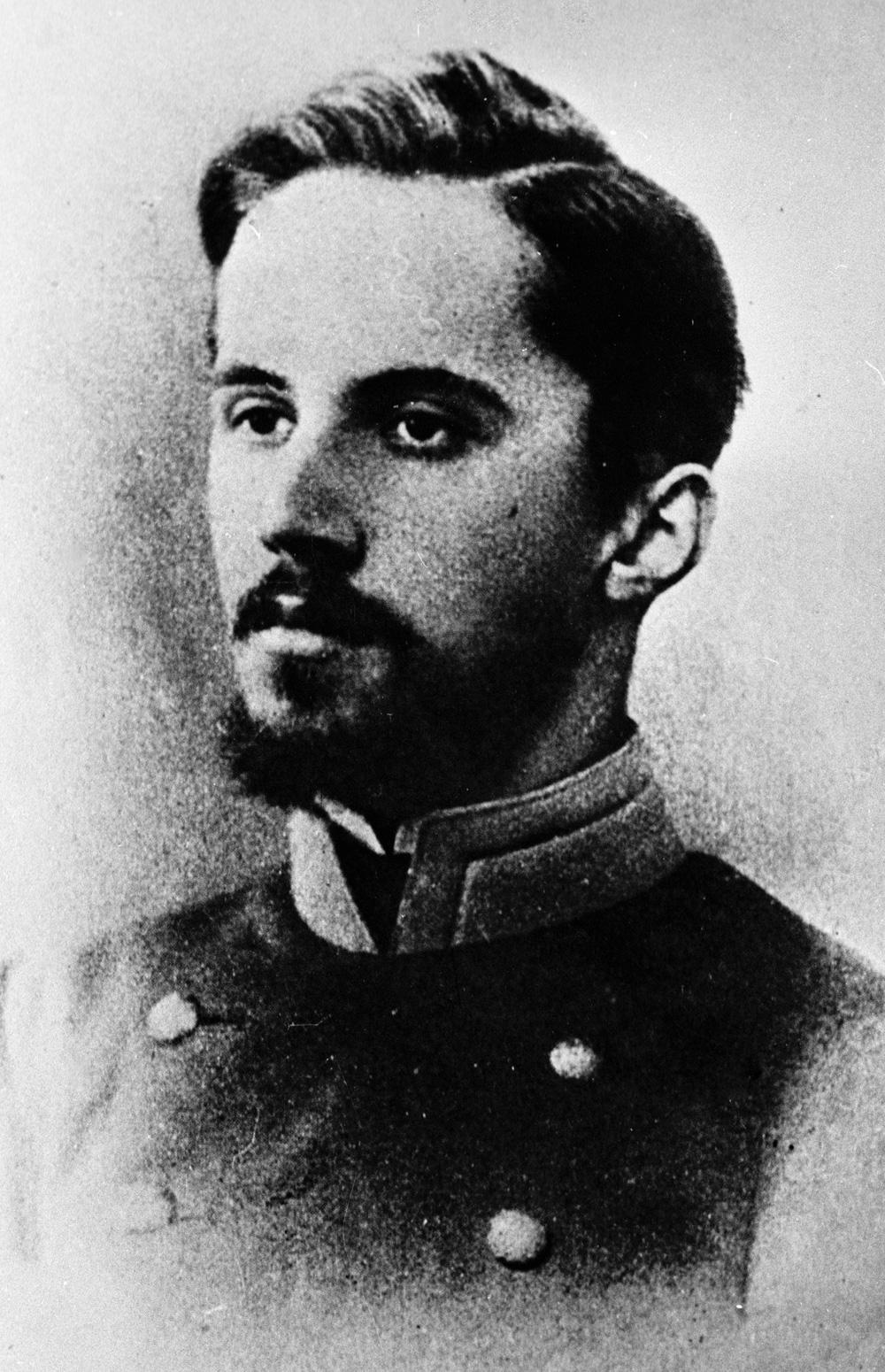 График и театральный художник Иван Билибин, 1900 год