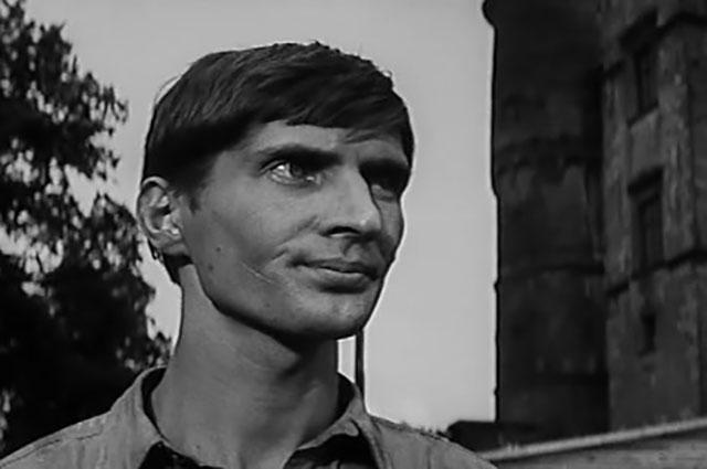 Игорь Ясулович в фильме «Щит имеч» (1968).