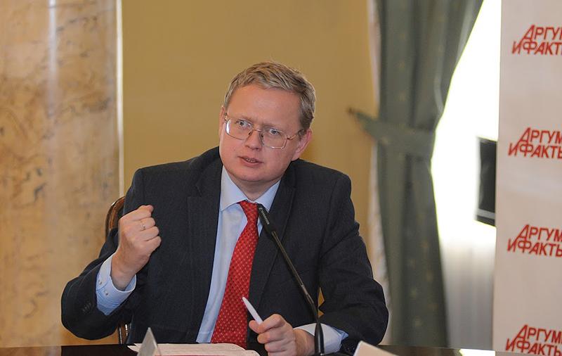 Михаил Делягин, доктор экономических наук, директор Института проблем глобализации