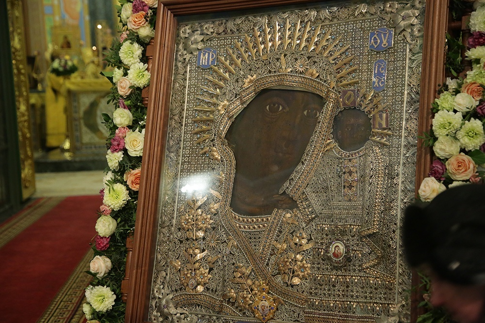 Чимеевская икона