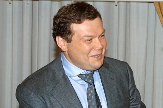 Михаил Фридман. 2002 г.