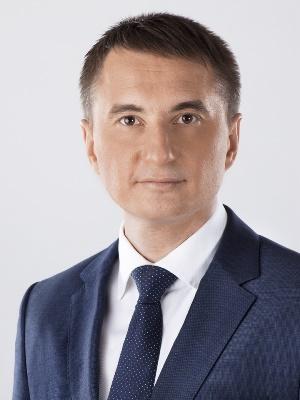 Депутат Екатеринбургской городской думы VI созыва Александр Смолин.