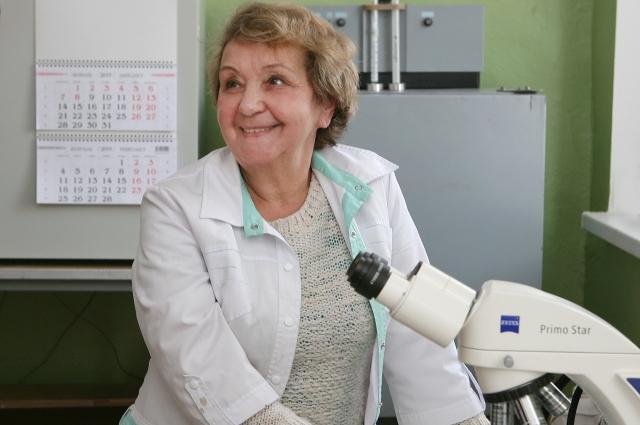 Галина Федотова четверть века исследует микроорганизмы, которые чистят стоки
