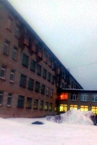 Доказательства аварийной ситуации видны даже на фасаде