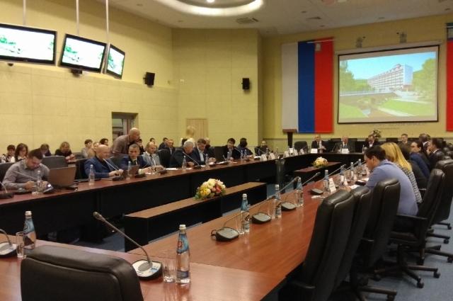 Инвестиционный форум в «Белокурихе-2».
