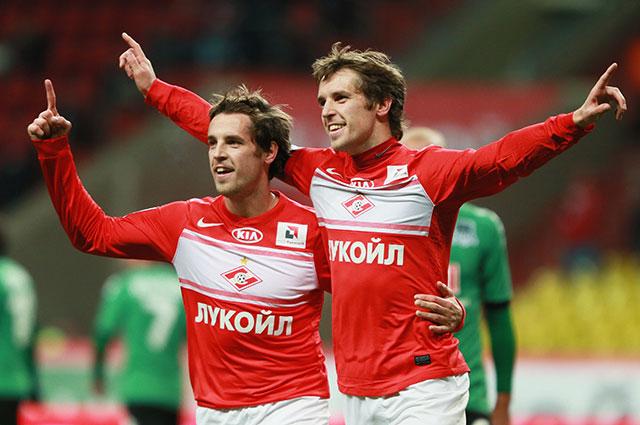 Кирилл и Дмитрий Комбаровы.