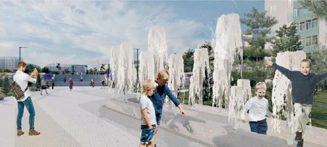 Жители Кодинска высказались за реконструкцию городского бульвара.