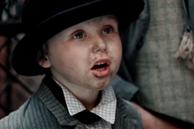 Борис Ливанов-младший в фильме «Приключения Шерлока Холмса и доктора Ватсона», 1979 год.