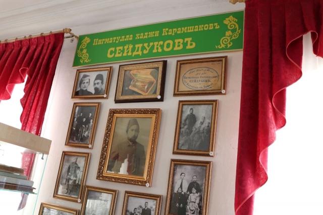 Нигматулла Кармышаков-Сайдуков был одним из известнейших купцов и меценатов.