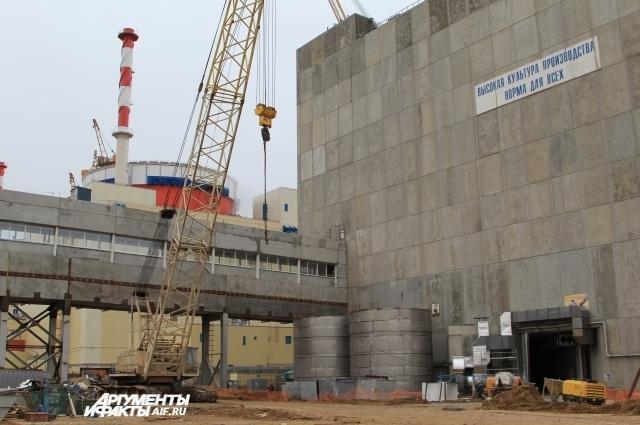 На Ростовской АЭС работают сварщики-чемпионы. Они строят 4-й энергоблок станции.