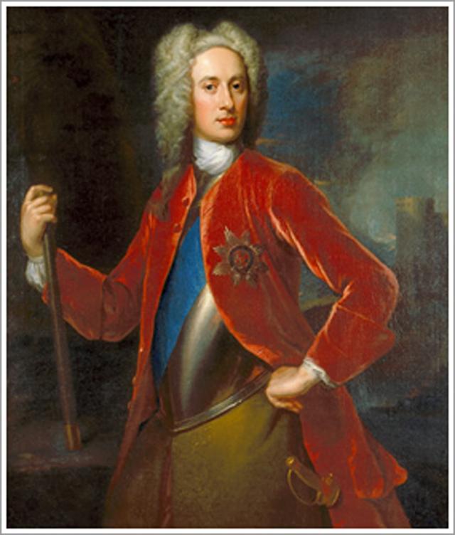 Джон Кэмпбелл, 2-й герцог Аргайл, 1-й герцог Гринвичский.